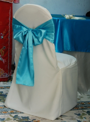 Banquet Polyester Ivory