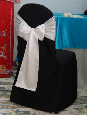Banquet Polyester Black